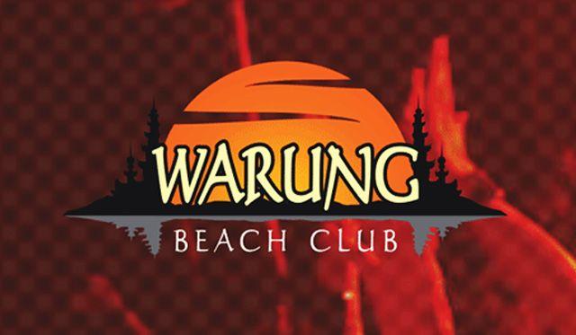 Warung Beach Club -  DJ Tennis