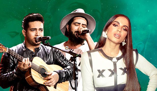 Anitta  + Henrique & Juliano