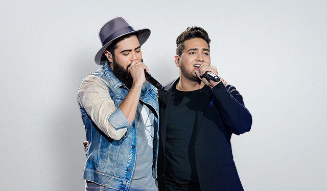 JF Music Festival - Henrique e Juliano