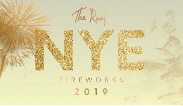 The Roof Nye Fireworks - Reveillon 2019