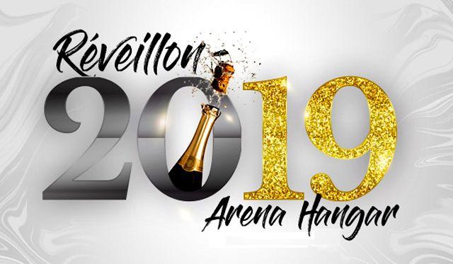 Réveillon Arena Hangar 2019