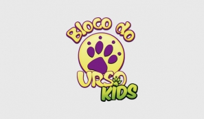 Bloco do Urso Kids 2017