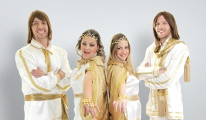 Espetáculo ABBA Majestat