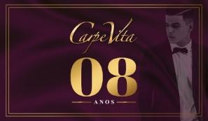 Carpe Vita 08 Anos - Passaporte - 2 Festas