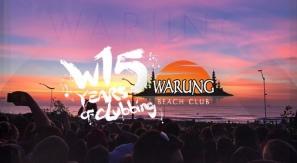 Warung Beach Club 15 Anos - Passaporte