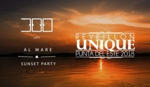 300 Al Mare + Reveillon Unique 2018 - Passaporte