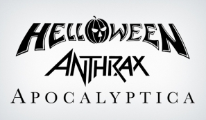Metal Combo - Anthrax + Helloween ou Anthrax + Apocalyptica