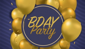 B-Day Party Janeiro