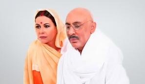Gandhi - Seja a mudança que você quer no mundo