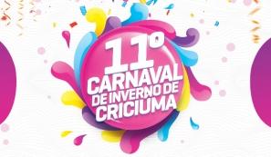 11º Carnaval de Inverno de Criciúma - Passaporte