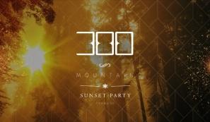 300 Mountain Sunset