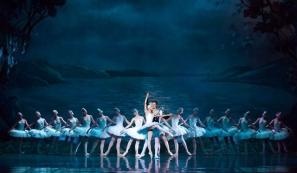 Ballet da Rússia - Lago dos Cisnes