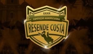 39ª Exposição Agropecuária de Resende Costa - Passaporte