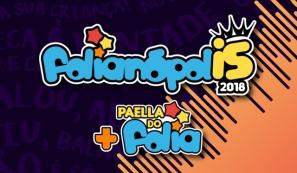 Folianópolis 2018 + Paella do Folia - Passaporte