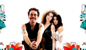 Festival daFlor - Nando Reis e Anavitória
