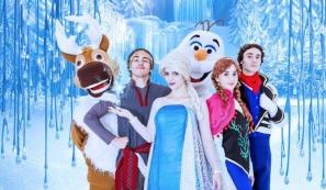 Uma Mágica e Congelante Aventura de Natal