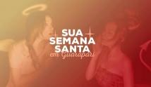 Sua Semana Santa em Guarapari ...