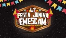 41º Festa Junina Emescam