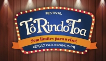 Festival Tô Rindo à Toa