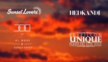 Sunset Lovers + Hed Kandi + 30...