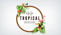 Reveillon Tropical Kanto da Ilha