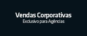 Vendas Corporativas - Exclusivo para Agência de Turismo - Clique aqui para se cadastrar