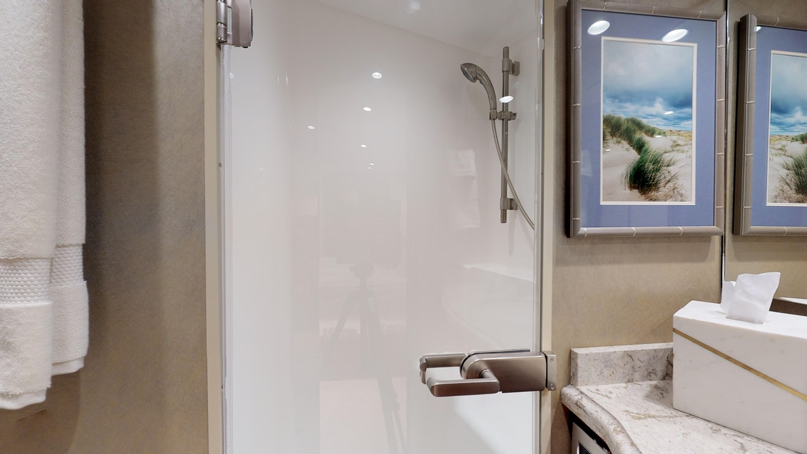 Stand Up Shower - 62 VIKING For Sale