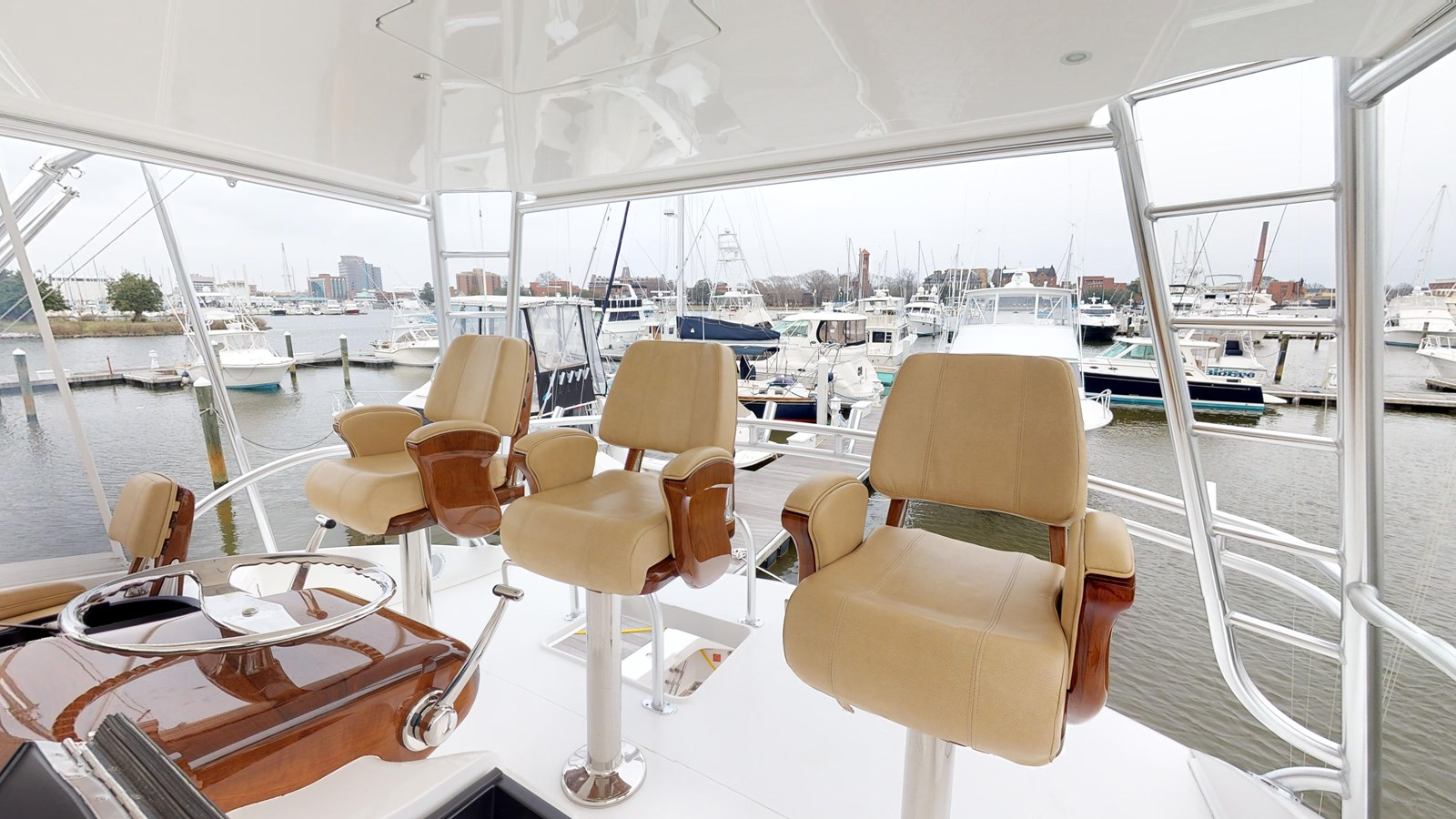 Helm Chairs - 62 VIKING For Sale