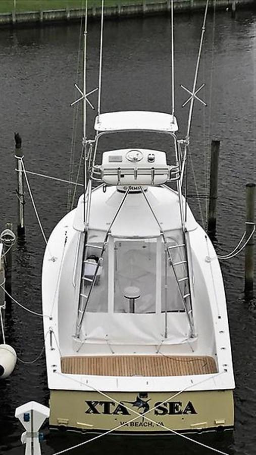 2001 Custom Rambo Fisharound Express Profile - 34 CUSTOM / RAMBO For Sale