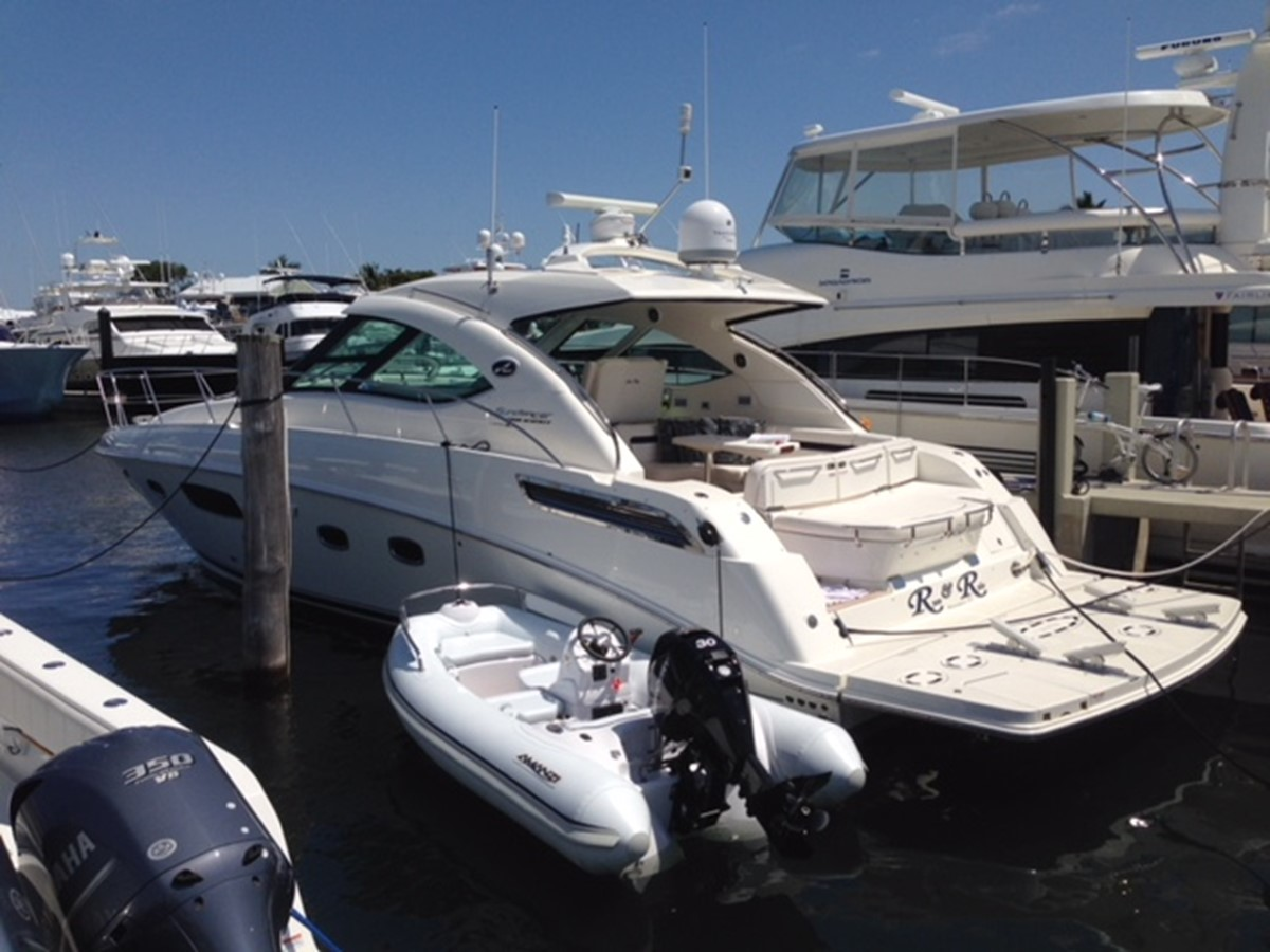 Sea Ray 470 Sundancer 2011 For Sale In Jupiter Florida Bluewater