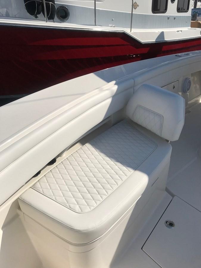 Fwd Seating - 34 JUPITER For Sale