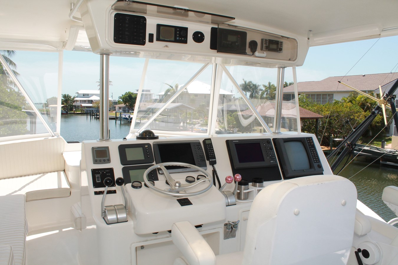 Ocean Yachts 52 Super Sport 2001 For Sale In St James City Florida