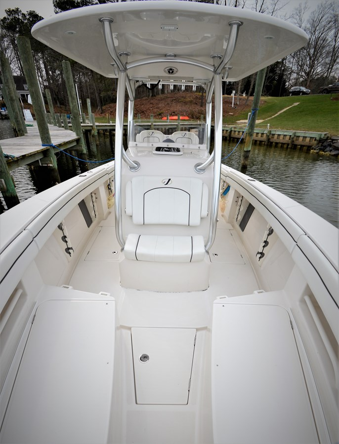 Looking Aft - 30 JUPITER For Sale