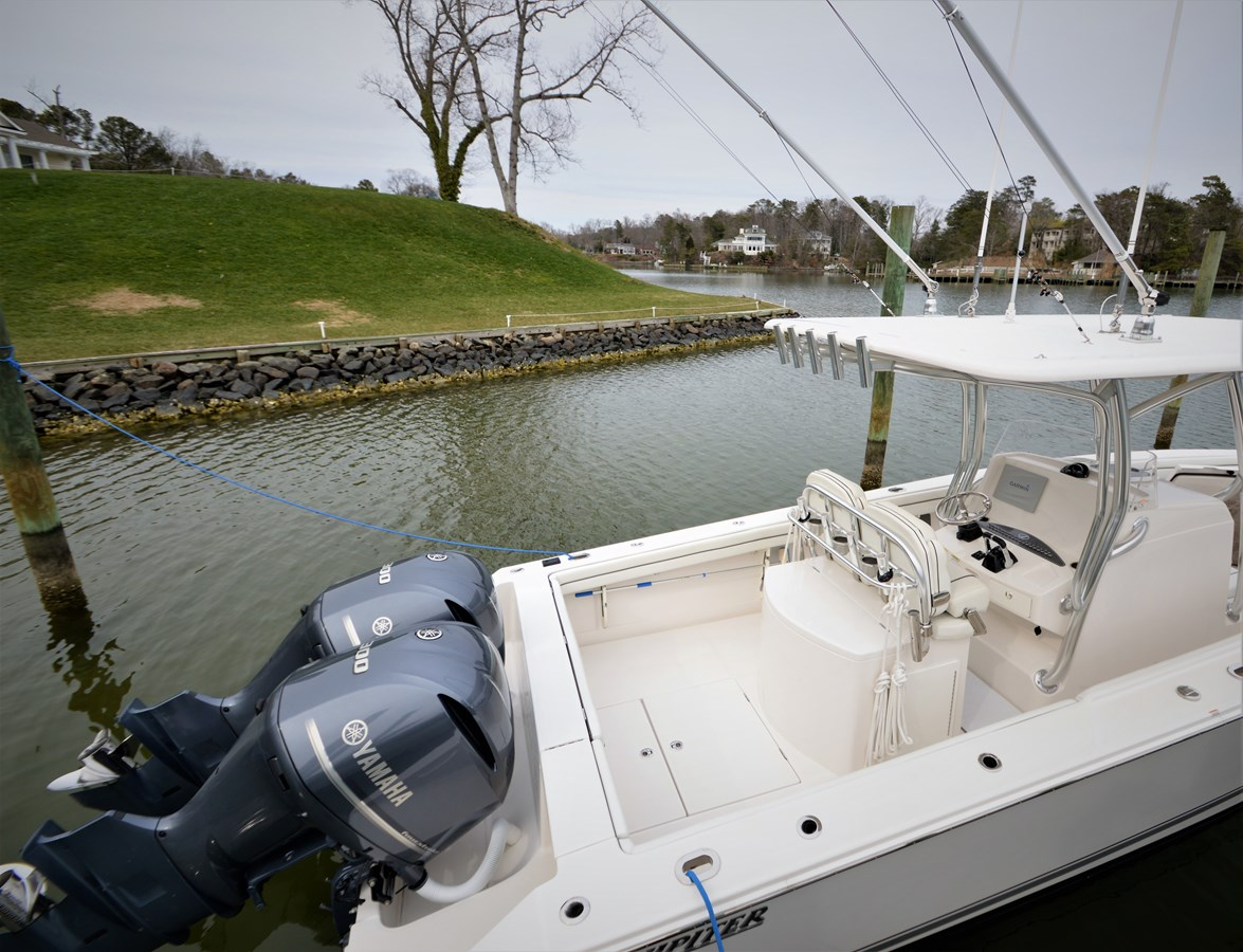 Stbd Stern - 30 JUPITER For Sale