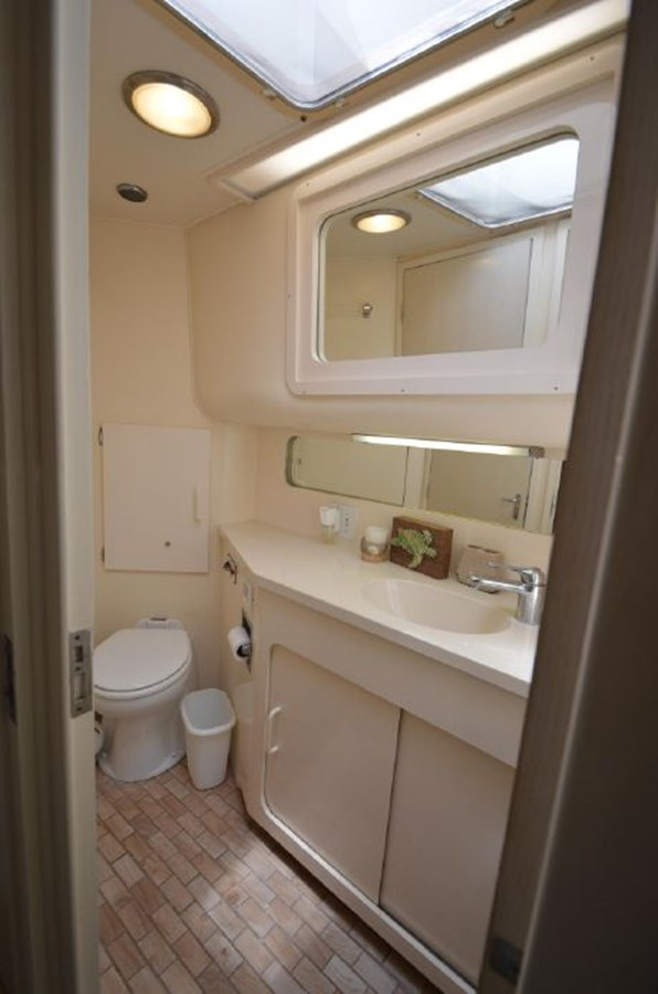 Guest Head - 54 HATTERAS For Sale