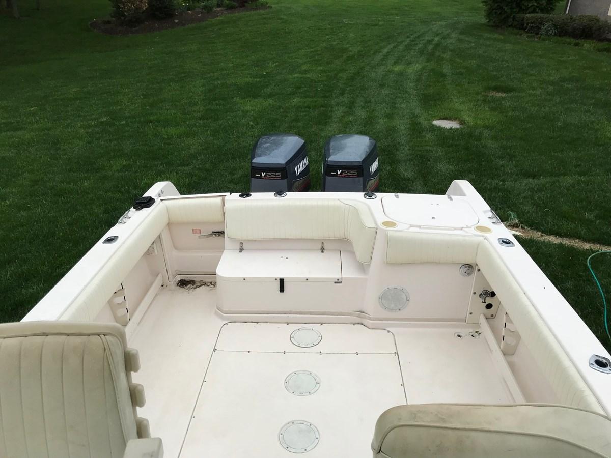 Grady White 272 Sailfish 2000 For Sale In Hampton Virginia