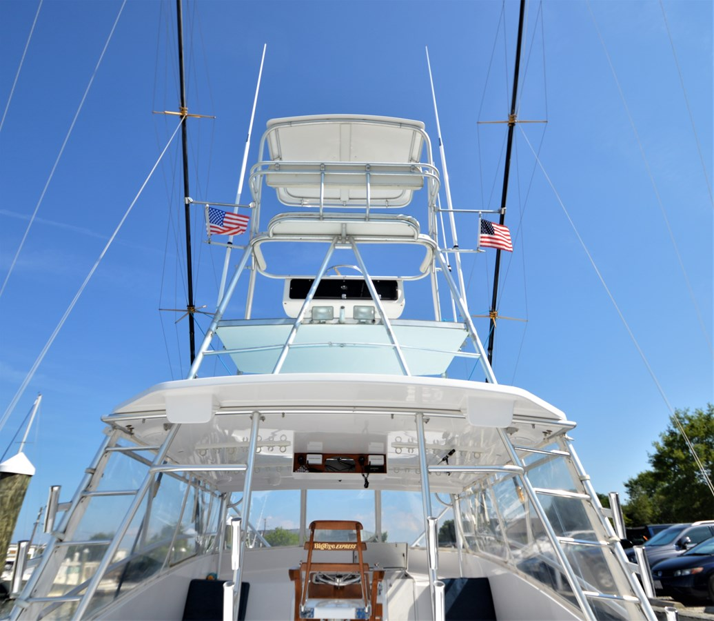 Tower - 45 HATTERAS For Sale