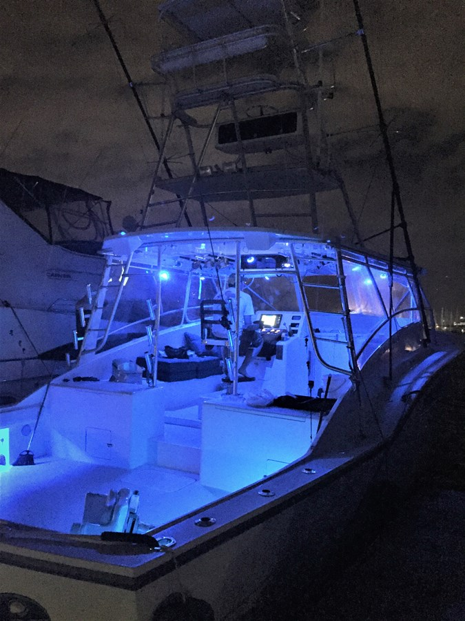 45 HATTERAS For Sale