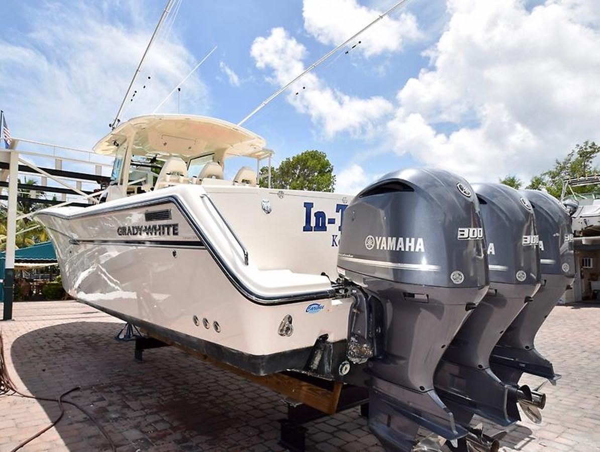 Grady White 376 Canyon 2015 For Sale In Key Largo Florida