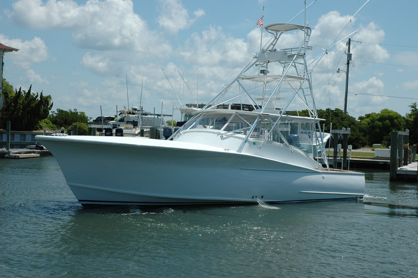 Port Profile - 45 Ricky Gillikin For Sale