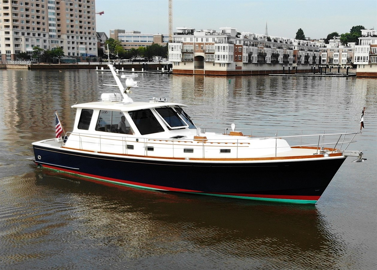 49 Grand Banks Eastbay 1999 With Cat C12's - 49 GRAND BANKS For Sale
