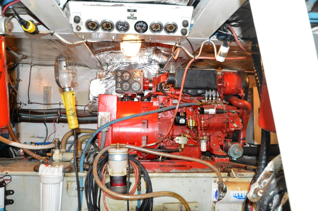 Engine Room - 47 BUDDY DAVIS For Sale