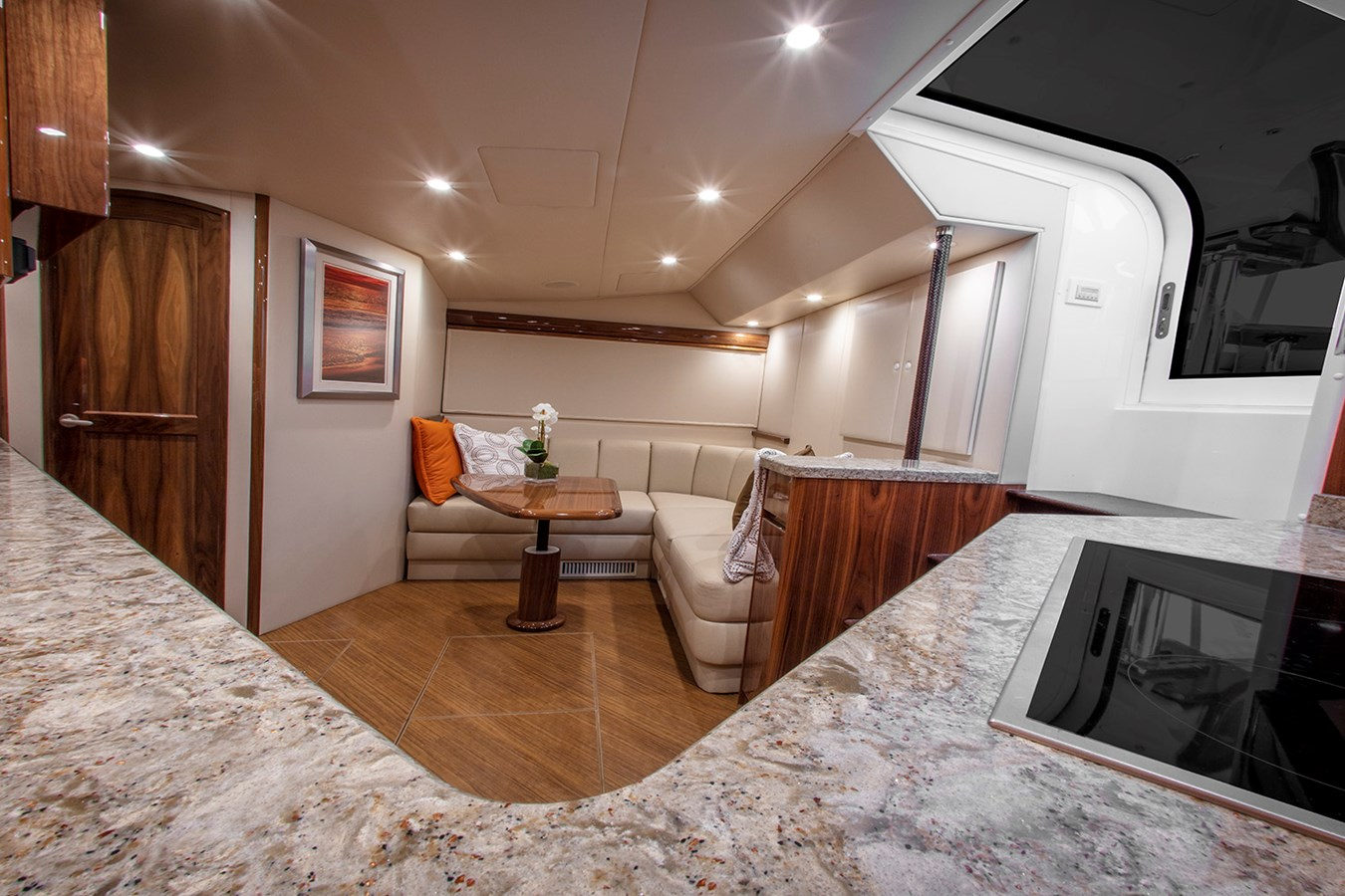 48 Viking Galley Countertops - 48 VIKING For Sale
