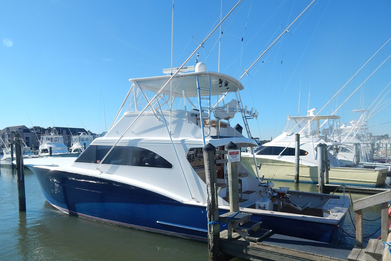At Dock - 56 Perdue For Sale