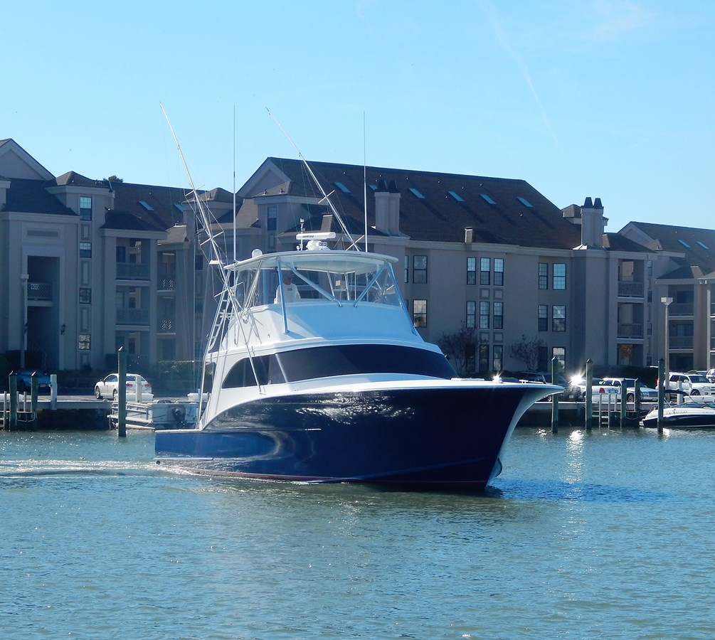 Stbd Bow - 56 Perdue For Sale