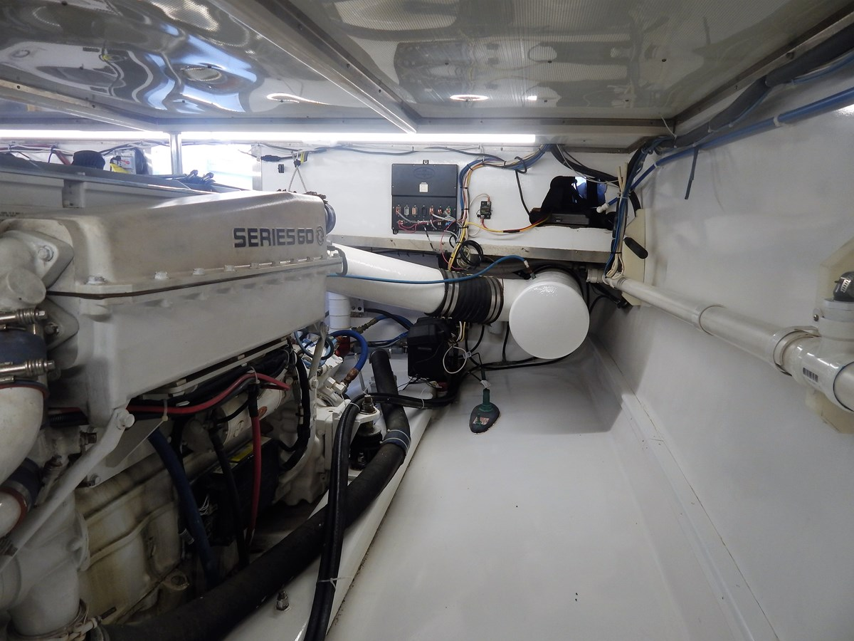 Engine Room - 56 Perdue For Sale