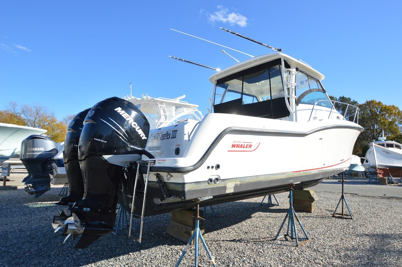 Boston Whaler 315 Conquest 2015 For Sale In Hampton Virginia