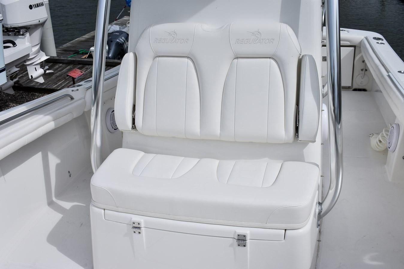 Forward Facing Seat - 23 REGULATOR For Sale