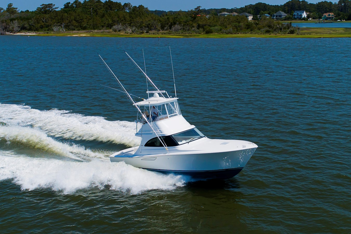 Viking 38 Billfish Running - 38 VIKING For Sale