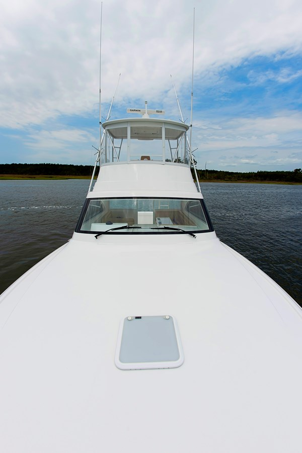 Viking 38 Billfish Bow - 38 VIKING For Sale